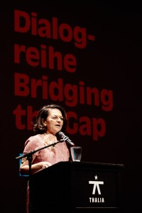"""Bridging the Gap"" Thalia Theater"
