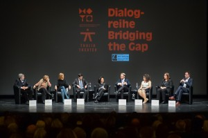 """""""Bridging the Gap"""" im Thalia Theater"""